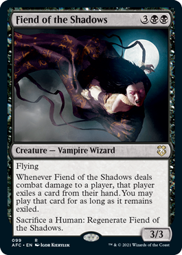 Fiend of the Shadows