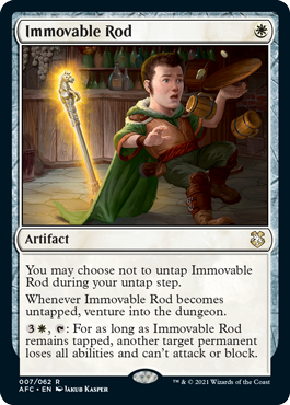 Immovable Rod