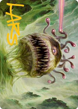 Beholder Art Card 1/81