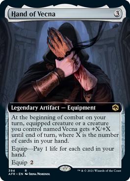 Hand of Vecna
