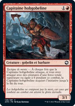 Capitaine hobgobeline