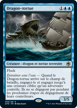 Dragon-tortue