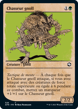 Chasseur gnoll