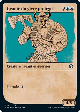 Géante du givre protégel