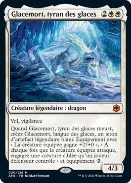 Glacemort, tyran des glaces