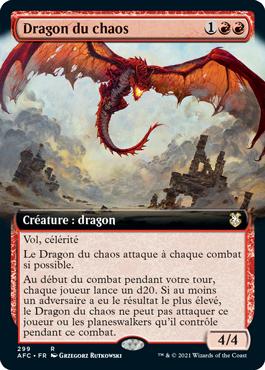 Dragon du chaos