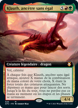 Klauth, ancêtre sans égal