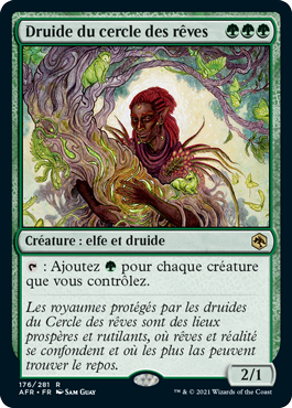 Druide du cercle des rêves