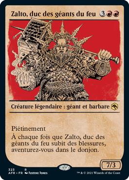 Zalto, duc des géants du feu