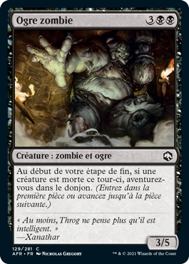 Ogre zombie