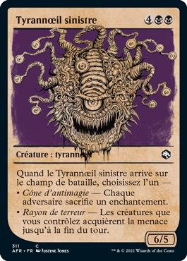 Tyrannœil sinistre