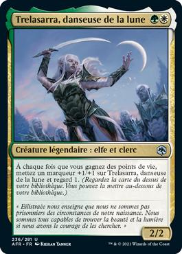 Trelasarra, danseuse de la lune