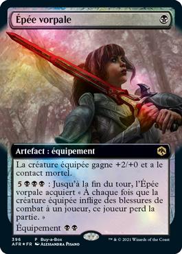 Épée vorpale