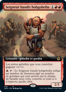 Seigneur bandit hobgobelin