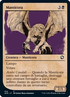 Manticora