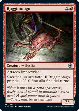 Rugginofago