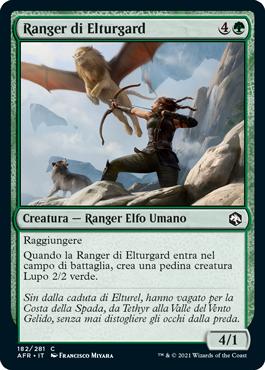 Ranger di Elturgard