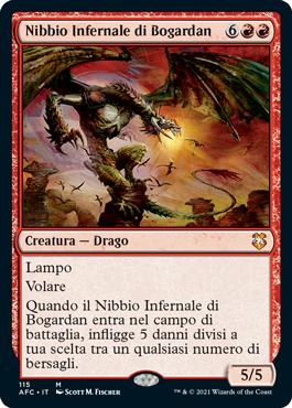 Nibbio Infernale di Bogardan