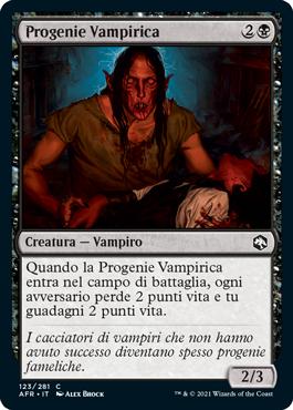 Progenie Vampirica