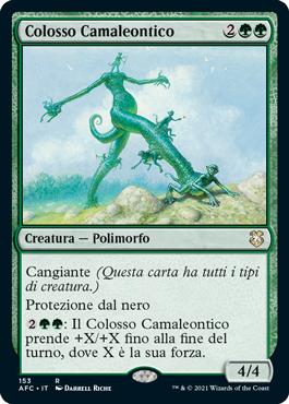 Colosso Camaleontico