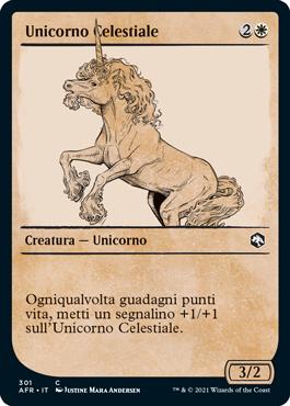 Unicorno Celestiale
