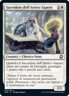 Sacerdote dell'Antico Sapere