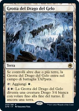 Grotta del Drago del Gelo