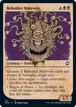 Beholder Malevolo