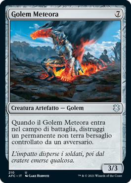Golem Meteora
