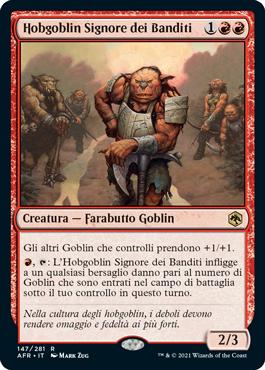 Hobgoblin Signore dei Banditi