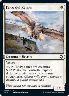 Falco del Ranger
