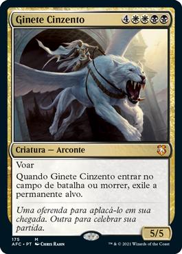 Ginete Cinzento