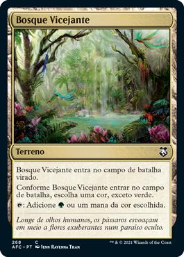 Bosque Vicejante