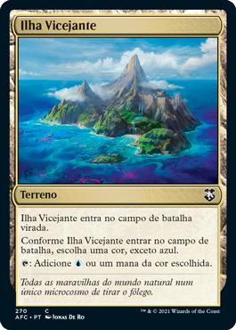 Ilha Vicejante