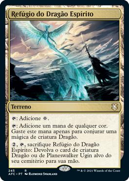 Refúgio do Dragão Espírito