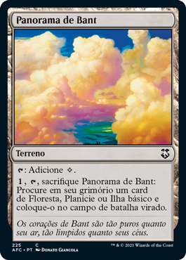 Panorama de Bant