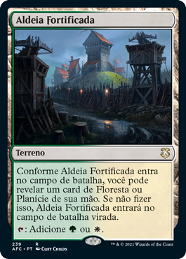 Aldeia Fortificada
