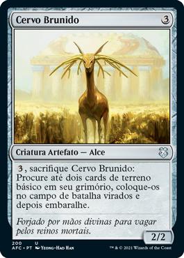 Cervo Brunido