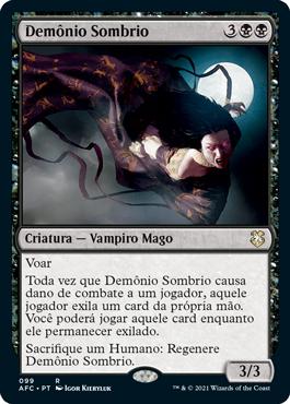 Demônio Sombrio