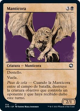 Mantícora