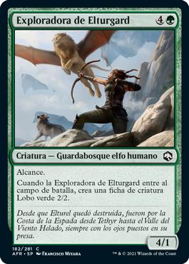 Exploradora de Elturgard
