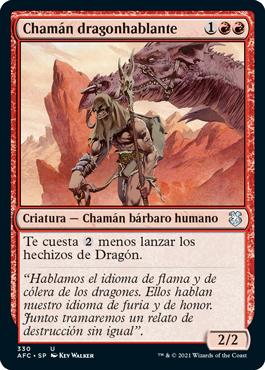 Chamán dragonhablante