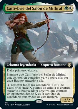Catti-brie del Salón de Mithral