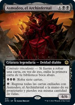 Asmodeo, el Archinfernal