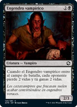 Engendro vampírico