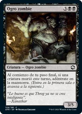Ogro zombie