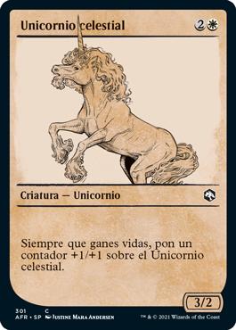 Unicornio celestial