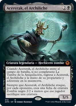 Acererak, el Archiliche