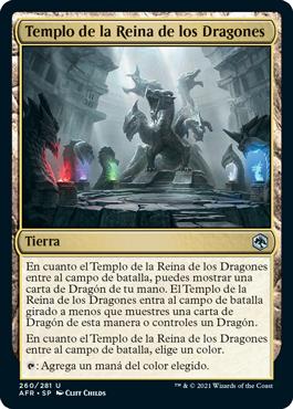 Templo de la Reina de los Dragones