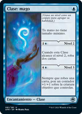 Clase: mago